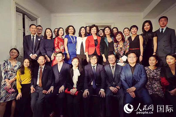 西班牙中国会举行九周年庆典活动【2】