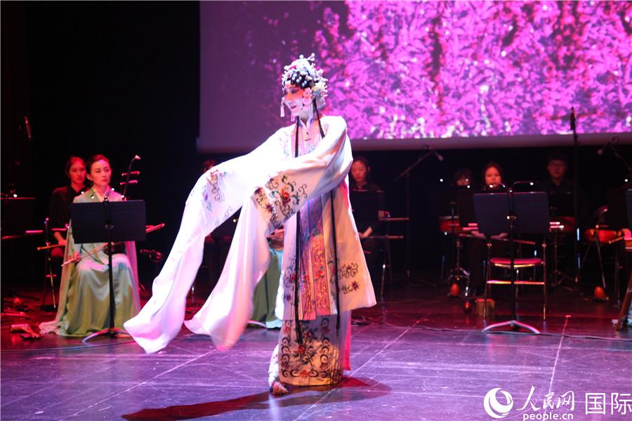 中国大型人文艺术史诗《远古的呼唤》惊艳巴黎
