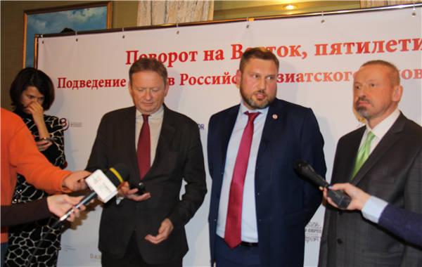 俄官员:同亚太国家关系是俄对外政策优先方向