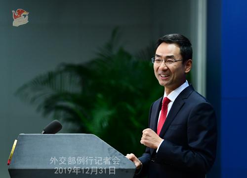 外交部:提醒海外中国公民加强遵纪守法和自我保护意识