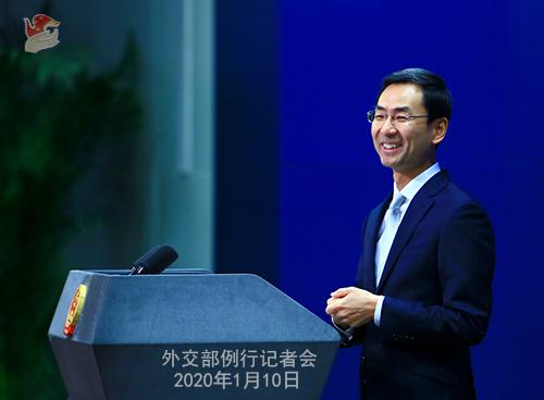 外交部:中日将举行第十五轮战略对话