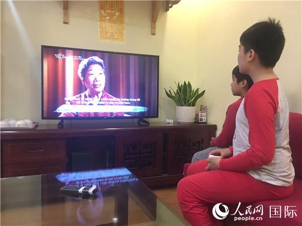 中越合拍纪录片《南溪河畔》开播为建交70周年献礼