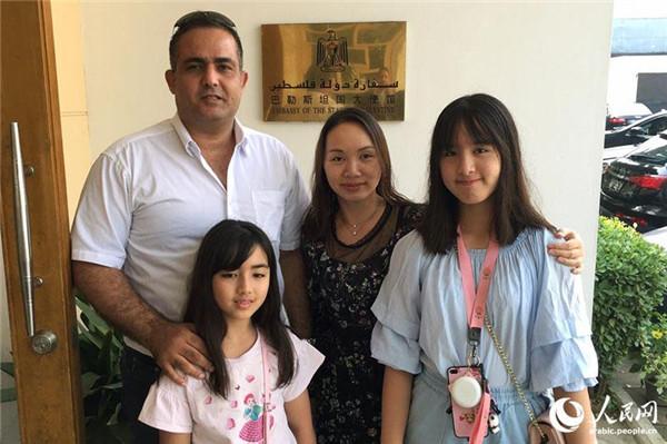 巴勒斯坦籍医生在武汉:愿与中国朋友并肩战疫