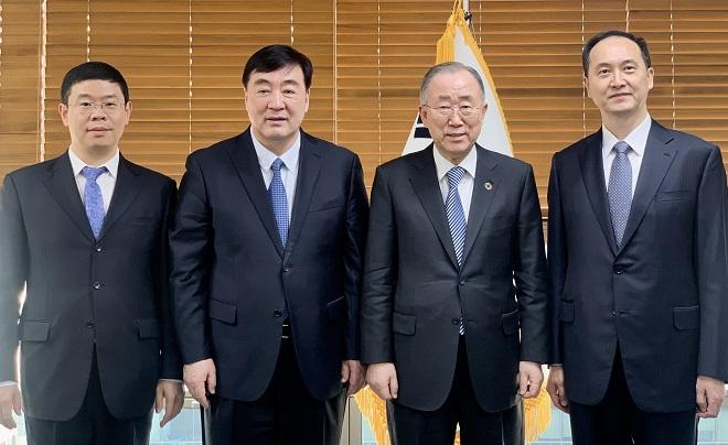 图片来自中国驻韩大使馆网站