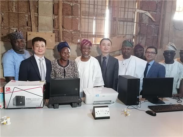 尼日利亚内政部长:华为是值得信赖的合伙伙伴