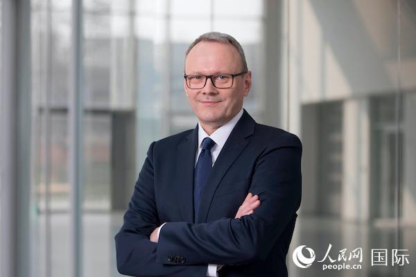 大众汽车集团(中国)CEO冯思翰博士(图片来源:大众集团)