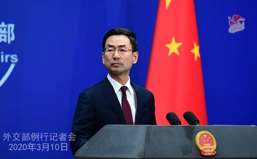 外交部:中国为国际对非合作发挥了重要引领作用