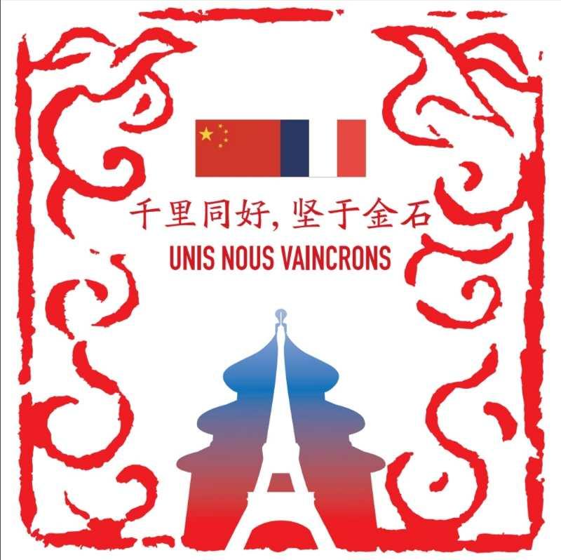 中国驻法国大使馆:特殊的时刻、特别的印章