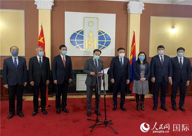 """蒙古国最大国企""""珍宝蒙古"""":对中蒙经贸充满信心"""