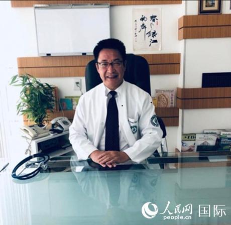 宋南华医师。
