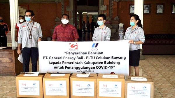 印尼新冠肺炎累计确诊病例突破2万例中企捐赠物资助力印尼抗疫