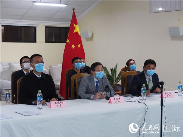 驻玻利维亚使馆同四川省政府、四川大学华西医院成功举办高原防疫抗疫视频连线