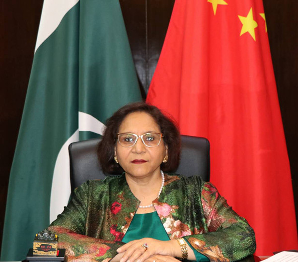 """巴基斯坦驻华大使:""""中国的成功告诉我们,贫穷不是命中注定"""""""