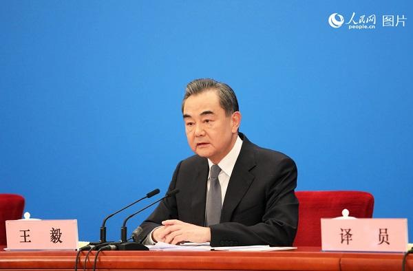 国际观察:外长记者会释放疫情以来中国外交最强音