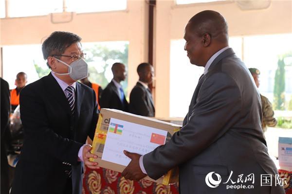 驻中非大使与世卫驻中非代表互致信函:共建人类命运共