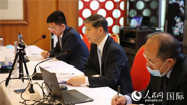 中国驻埃及大使:巩固中非政治互信推动合作实现新发展