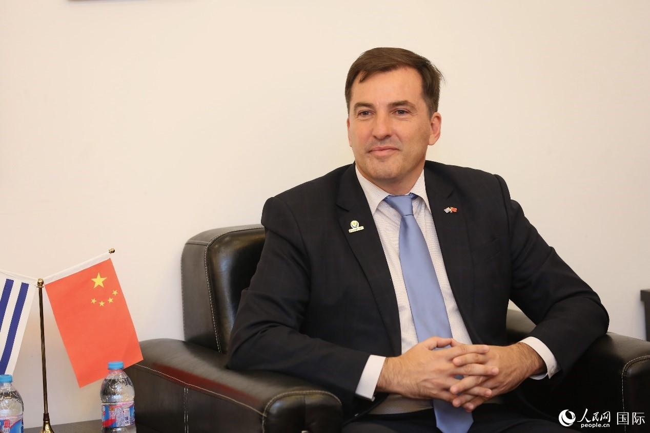 乌拉圭驻华大使:我对中国经济复苏充满信心