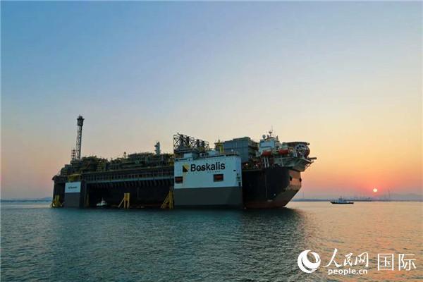 """""""中国制造""""巴西""""海上油气工场""""乐成产油"""