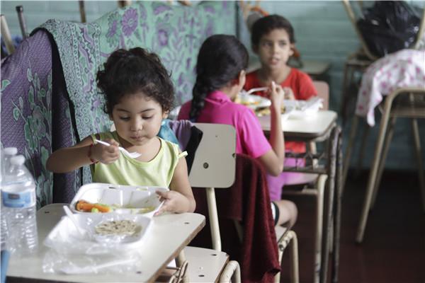 受疫情影响 世界粮食计划署援助全球饥饿人口数量创新高