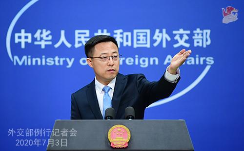 """中国留学生在比利时当""""特工""""?交际部批判:纯属恶意抹黑"""