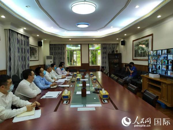 缅甸官员:中国是靠得住、能帮忙的朋友