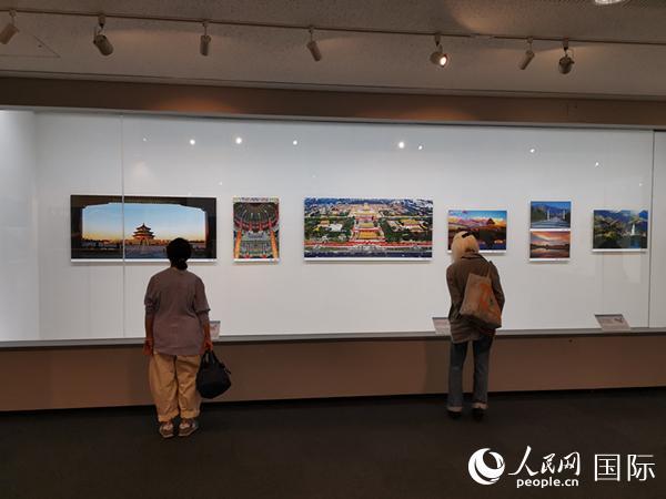 《世界遗产在中国》摄影展在东京开幕
