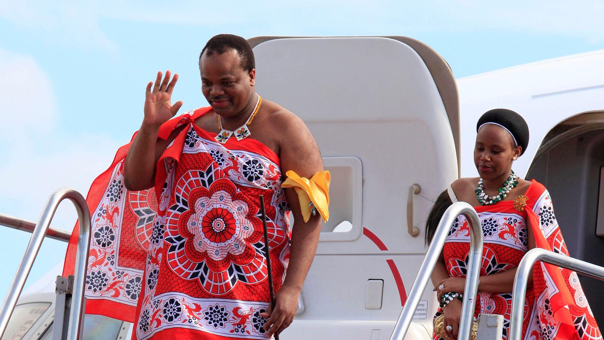 美国大使卸任前批非洲国王引争议