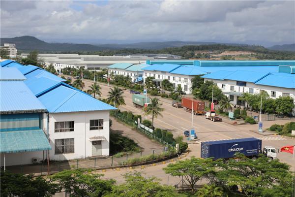 柬埔寨西港特区7月单月进出口总额创历史新高