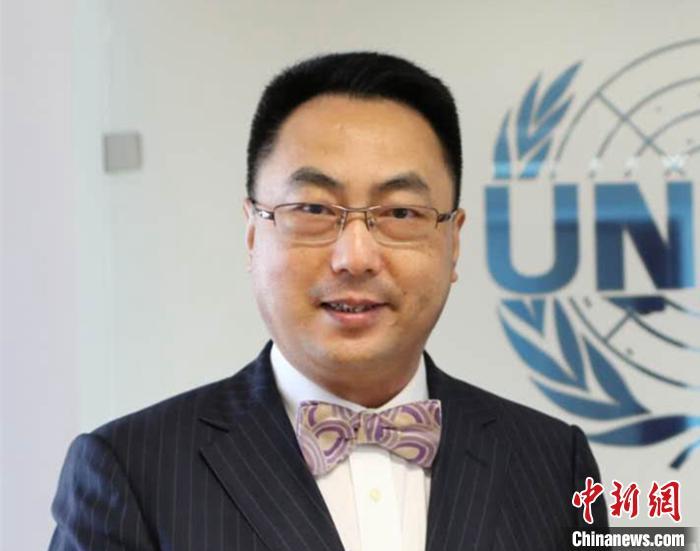 中国常驻维也纳连系国代表王群大使就连系国创立75周年接管平心在线专访