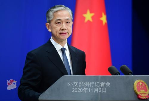 外交部回应中国侵占尼泊尔领土报道:纯属谣言