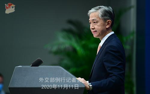 外交部:进博会加强各国合作的信心
