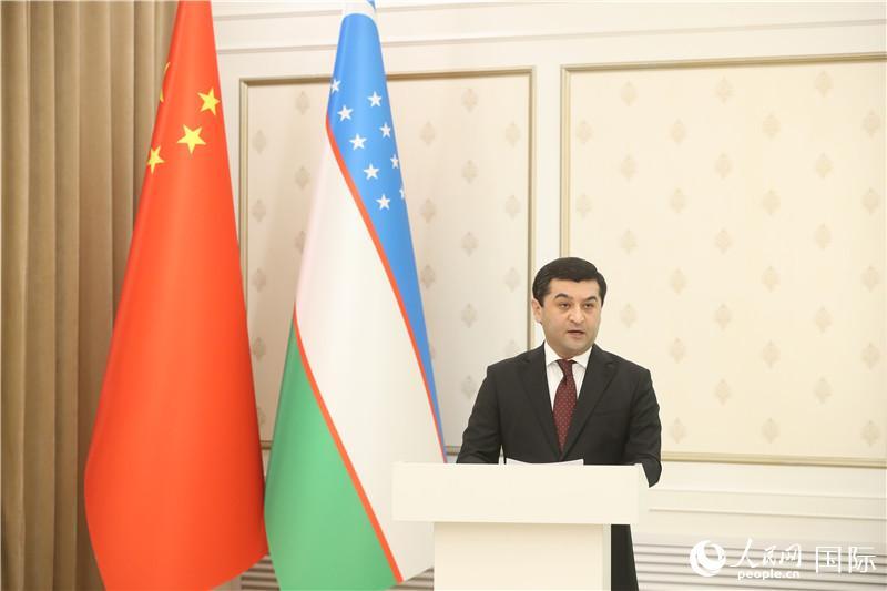 """中国和乌兹别克斯坦加强卫生领域合作共建""""健康丝绸之路"""""""