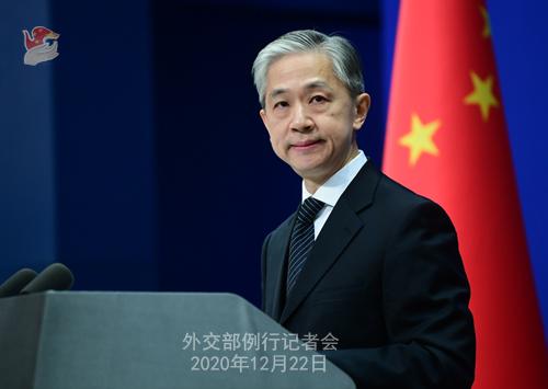 外交部:美国打压中国企业严重破坏自由贸易规则