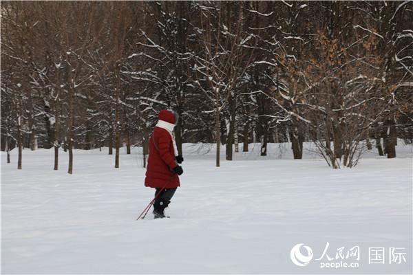 俄罗斯大部分地区出现极寒天气