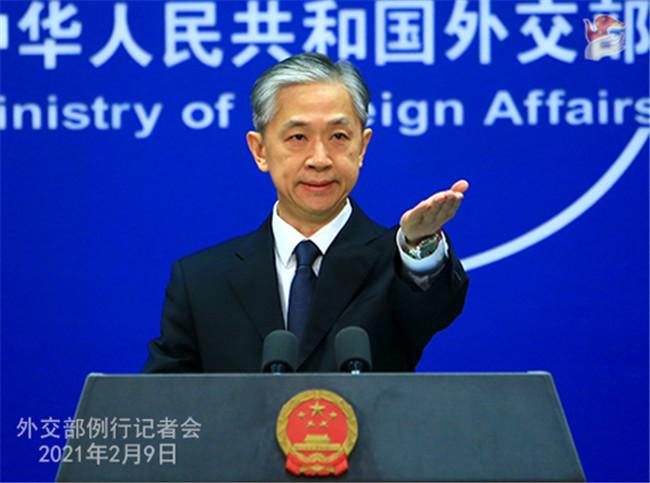 交际部:中国援助非洲国度首批疫苗交付启运