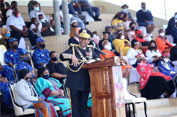 南非传统领袖祖鲁王病逝