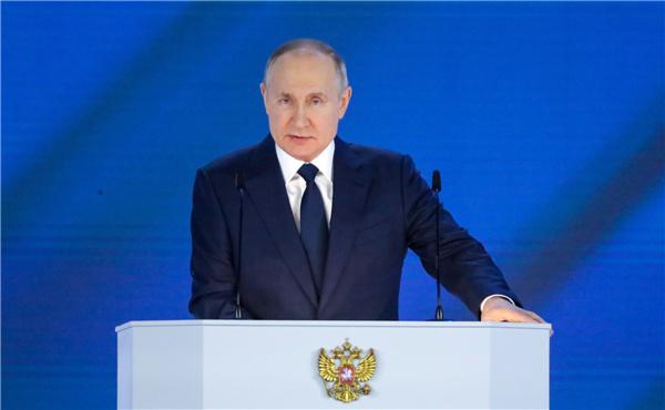 普京:任何人挑衅俄罗斯都将无比后悔