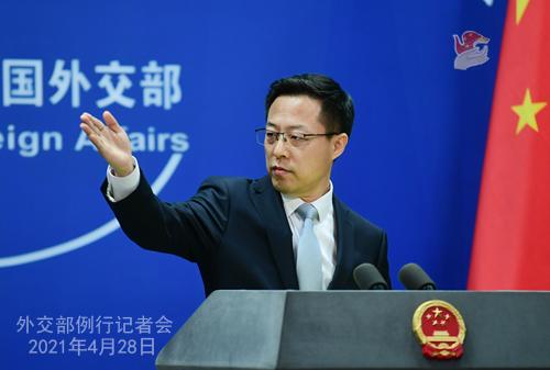美将解除中国留学生赴美限制外交部:这是积极一步