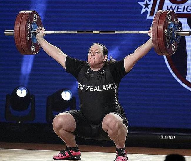 新西兰变性选手将参加东京奥运会女子举重比赛