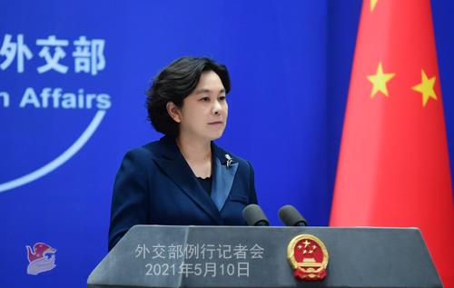 世卫组织将中国国药新冠疫苗列入紧急使用清单外交部回应
