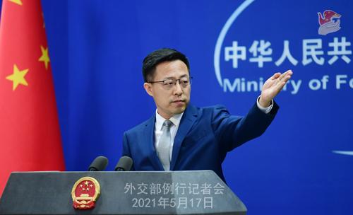 交际部:中方领略支持成长中国度宽免新冠疫苗常识产权的诉求