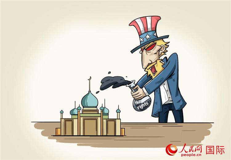 漫画作者:陆凌兴 (太平洋在线版权图片,未经授权,请勿转载。)
