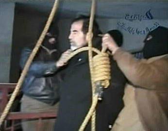 萨达姆/伊拉克前领导人萨达姆12月30日被处以绞刑,罪名是反人类罪