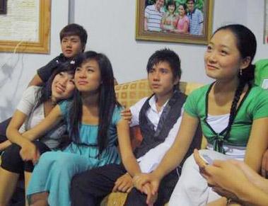 女生:越南视频红星全国性爱网上震撼曝光少女人三照组图图片