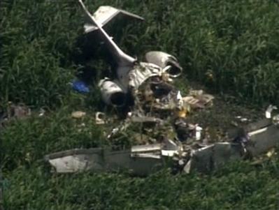 美一小型飞机在明尼苏达坠毁 至少8人死亡