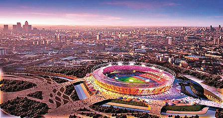 【双调.沉醉东风】    看伦敦三十届奥运会开幕式 - 07.08.18 - 山遥水远