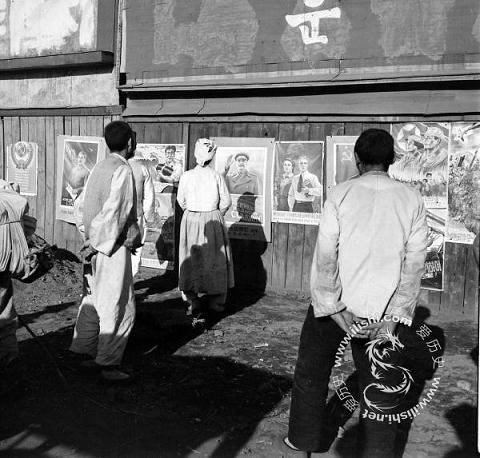 朝鲜 苏联/组图:老照片——1950年苏联影响下的朝鲜 (2)