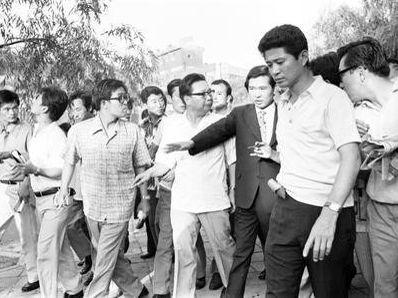 金大中告诉特别调查组最高领导人朴宝英他是怎样回到祖国的.  -金图片