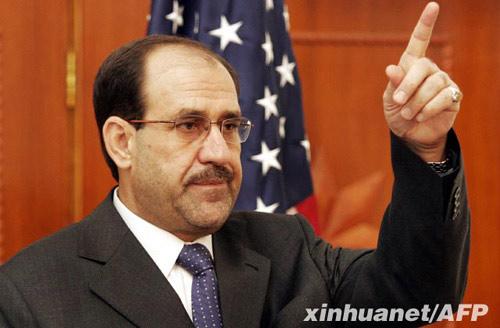 利基/伊拉克总理马利基