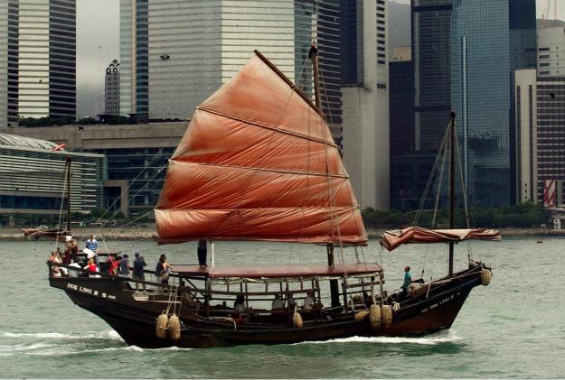 中国 非物质文化遗产/中国帆船的水密舱壁技术...
